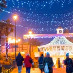 bournemouth christmas lights 2018
